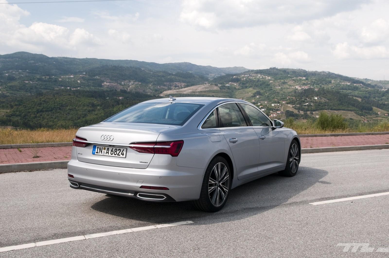 Foto de Audi A6 2018, toma de contacto (10/118)