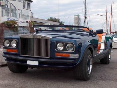 Foto de Rolls-Royce Camargue sbarro (1/5)