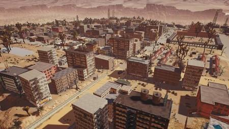 PlayerUnknown's BattleGrounds: así es el nuevo mapa del desierto de PUBG