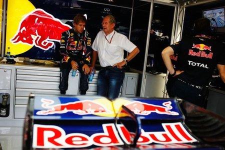 Red Bull perderá 0.5 segundos sin los difusores soplados: si pero no