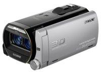 La Sony HDR-TD20VE se abona a las tres dimensiones
