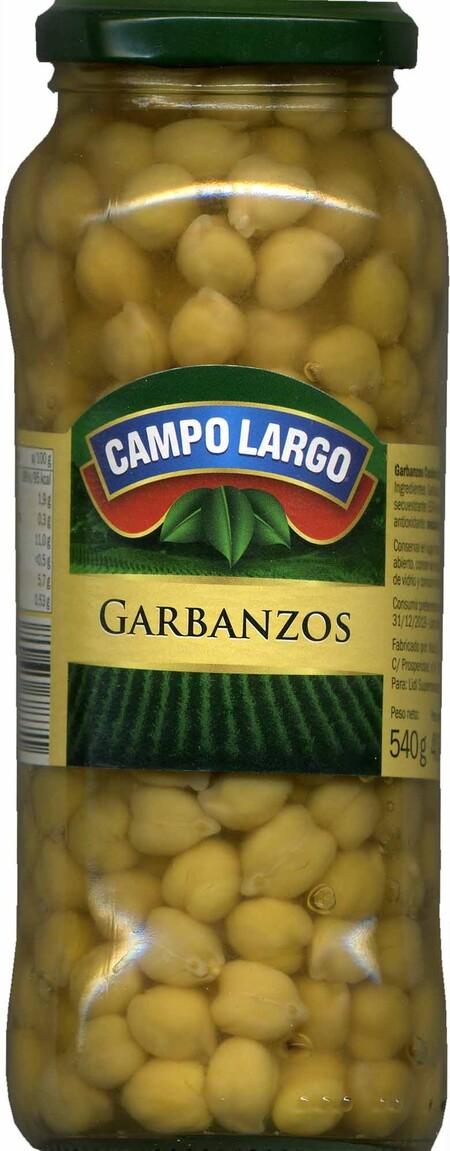 Garbanzo Lidl
