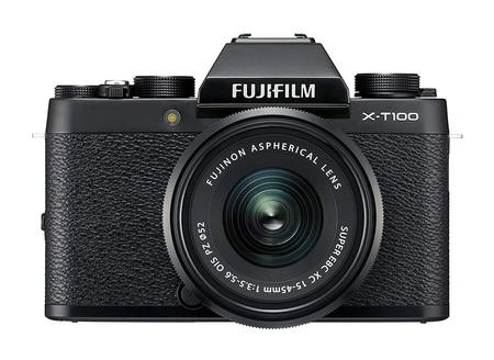 Fuji X T100 Black