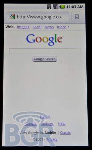 Foto de Android 2.0, primeras imágenes (11/32)