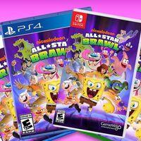 El 'Super Smash. Bros' de Nickelodeon llegó a Amazon México: disponible para Nintendo Switch, PS4, PS5 y Xbox por 999 pesos
