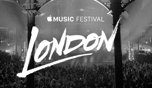 Apple Music Festival 1