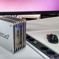 Nimbini, el miniordenador metálico que se refrigera a través de su carcasa
