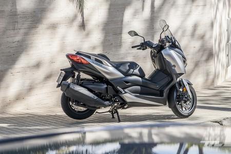 Yamaha Xmax 400 2019 Prueba 012