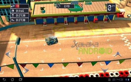 Bang Bang Racing THD juego de carreras de coches