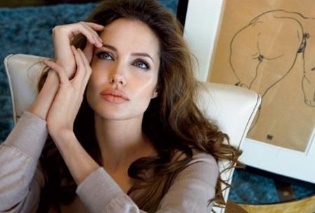 Angelina Jolie gana un nuevo ranking de belleza mundial