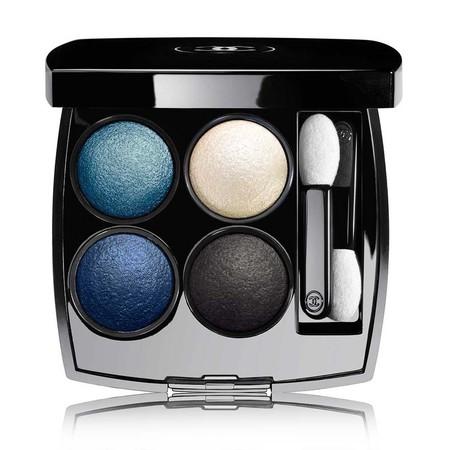 Sombras Azules Les 4 Ombres Sombras De Ojos Efectos Multiples
