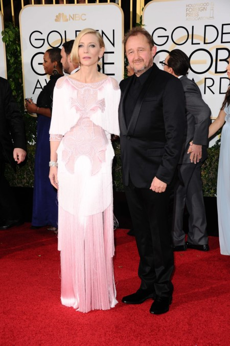 Cate Blanchett y Andrew Upton