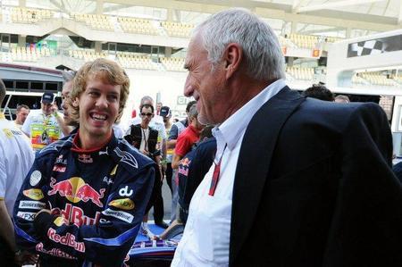 Dietrich Mateschitz ve a McLaren como su principal rival