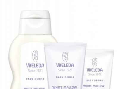 Bebé Derma, la nueva gama 'bio' de Weleda para cuidar las pieles atópicas de los pequeños