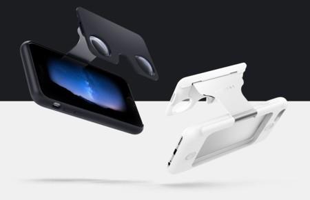 Figment VR, las gafas de realidad virtual que también son una carcasa de iPhone