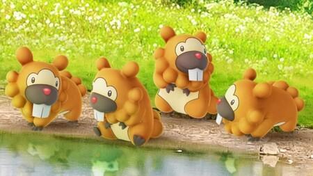 Pokémon GO: todos los Jefes de Incursión para derrotar durante el evento dedicado a Bidoof
