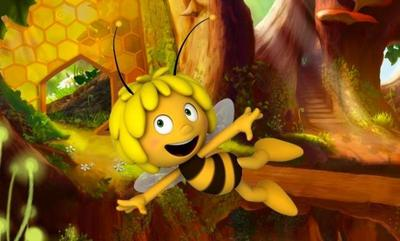 Llega la película de La abeja Maya