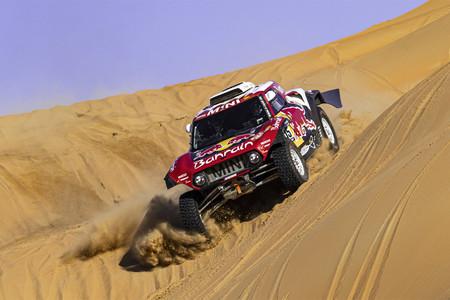 Carlos Sainz Dakar 2020 2
