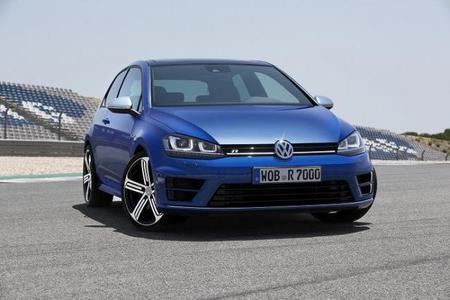 El Volkswagen Golf R estará en Frankfurt