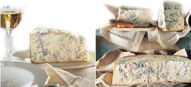 El gorgonzola, para los amantes del queso azul
