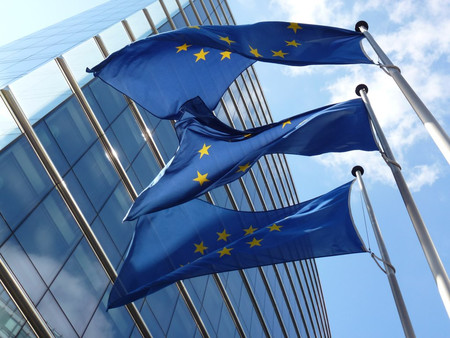 UE bandera