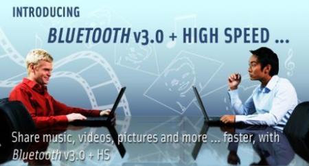 Bluetooth 3.0, ya es oficial