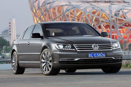 Nuevo Volkswagen Phaeton, la segunda oportunidad