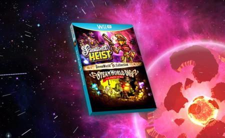 La recopilación de SteamWorld Heist y SteamWorld Dig saldrá a la venta en octubre para la Wii U
