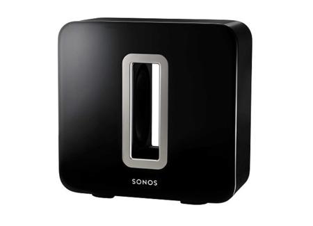 Sonos lanza su primer Subwoofer, el Sonos SUB