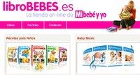 LibroBebés, tienda online especializada en libros sobre niños