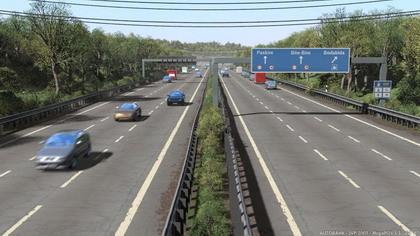 Acerca de la velocidad media de las Autobahnen y sus normas
