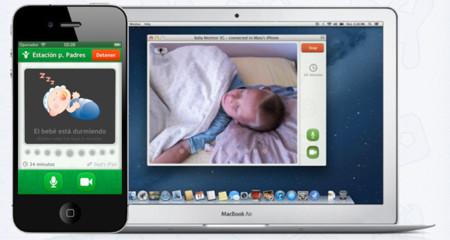 Baby Monitor 3G, convierte tu Mac o dispositivo iOS en un sistema de vídeo vigilancia para bebés