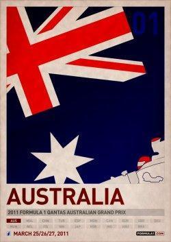 GP Australia F1 2011: cómo verlo por televisión