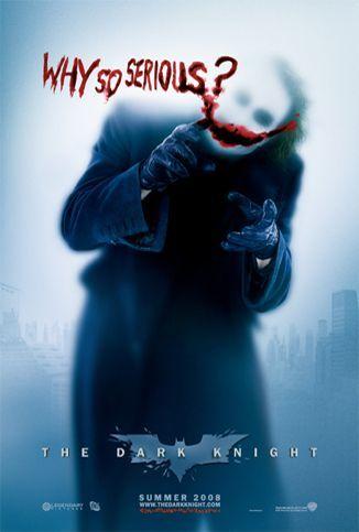 El Joker en 'The Dark Knight', dos posters más