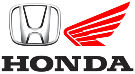 logos de coches honda y las alas de niké