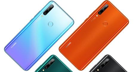 Huawei Enjoy 10 Plus: cámara periscópica y 4.000 mAh de batería para el posible Huawei Y9 2020