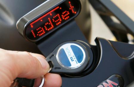 El sistema de arranque sin llave universal para la moto existe, con tecnología antirrobo y por 130 euros