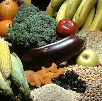 Nutrición durante el embarazo: alimentos ricos en fibra