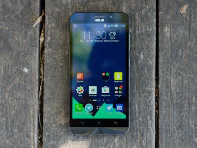 Asus Zenfone Max, análisis: érase un móvil a una batería pegado
