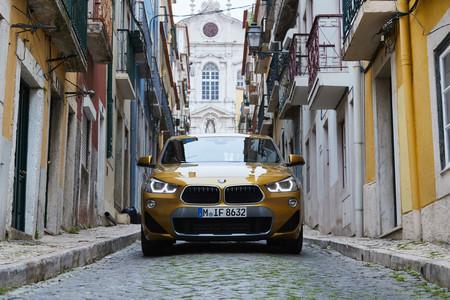 BMW X2 2018 delantera