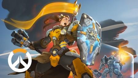 Aquí tienes 15 minutos de gameplay de Brigitte, la nueva heroína de Overwatch