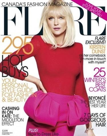 ¿Kirsten Dunst o Blondie? He ahí la cuestión...