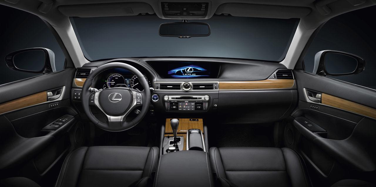 Foto de Lexus GS 450h (2012) (30/62)