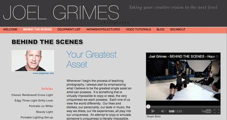 Blog Joel Grimes