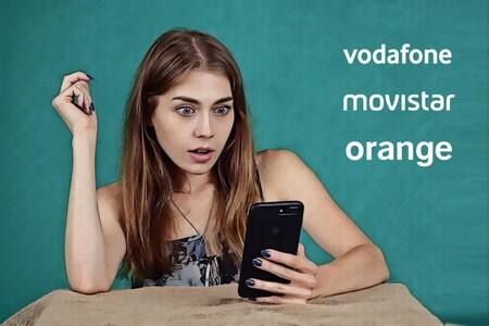 Servicios que puedes desactivar en Movistar, Vodafone y Orange para evitar costes extra inesperados