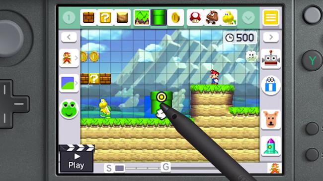Super Mario Maker 3ds 02