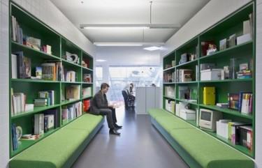 Espacios para trabajar: las oficinas de la agencia Langland (II)