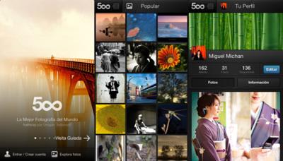 Apple lo vuelve a hacer: retira las apps de 500px de la App Store