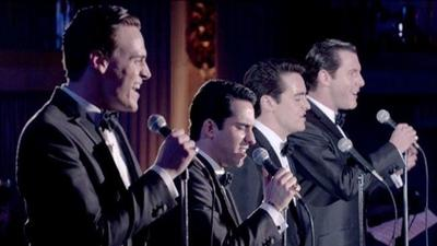 Clint Eastwood: 'Jersey Boys'