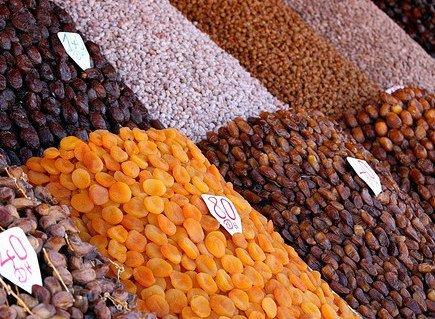 Snacks ricos en fibra y saludables